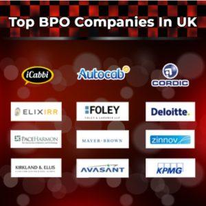 Top BPO Companies in UK